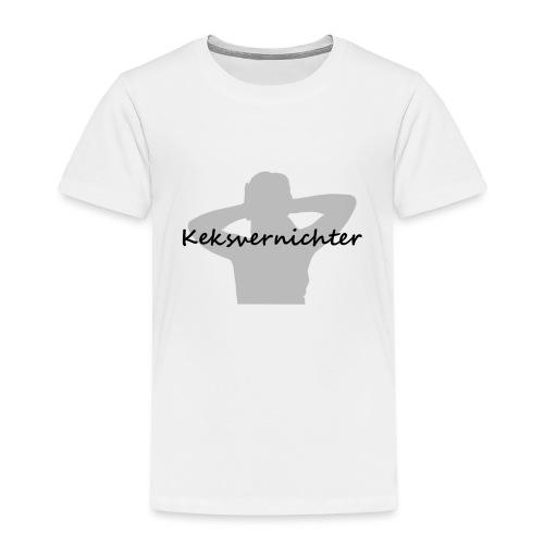 Keksvernichter - Kinder Premium T-Shirt