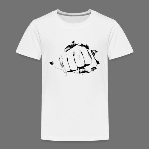 Nyrkki - Lasten premium t-paita