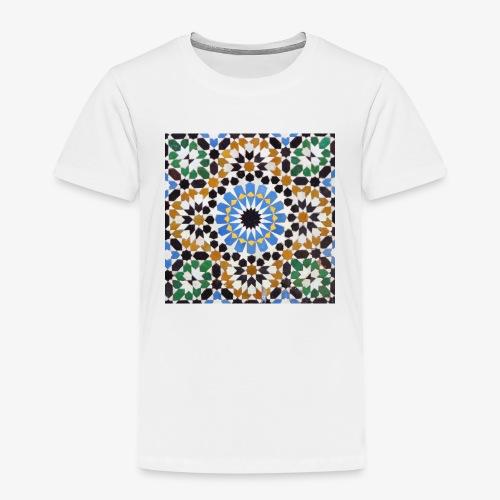 mosaique afrique du nord jpg - T-shirt Premium Enfant