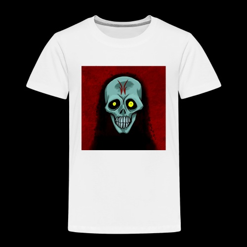 Ghost skull - Kids' Premium T-Shirt