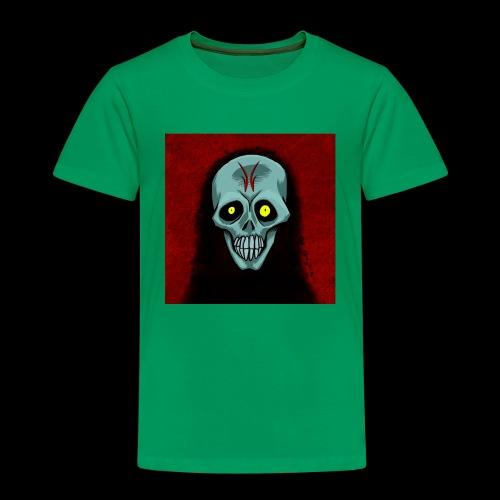Ghost skull - Kids' Premium T-Shirt