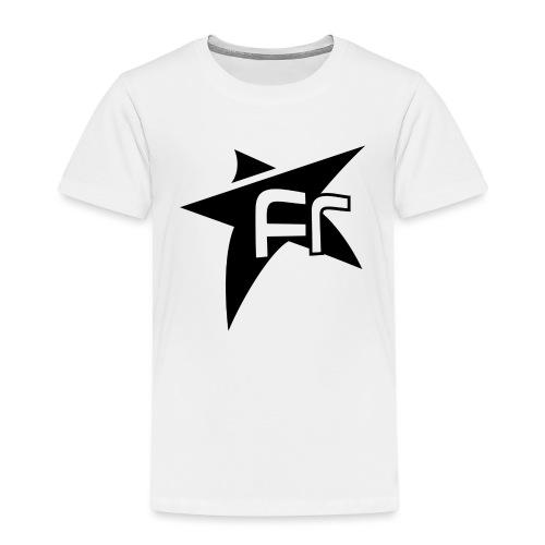 Etoile Fr transparent noi - T-shirt Premium Enfant