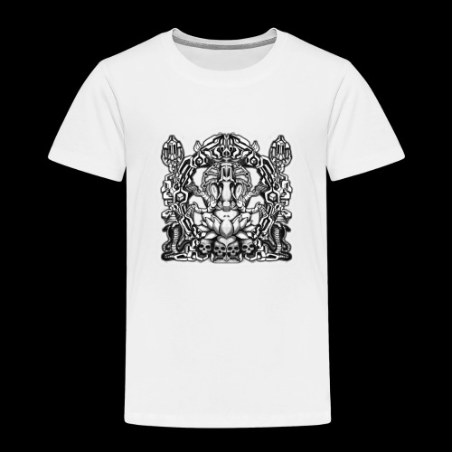 Ganesha - Ohm Ganesh Pro - Kids' Premium T-Shirt