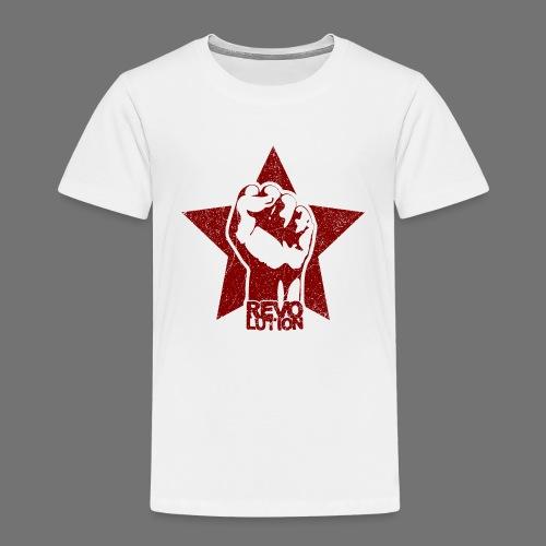 Revolution (oldstyle) - Lasten premium t-paita