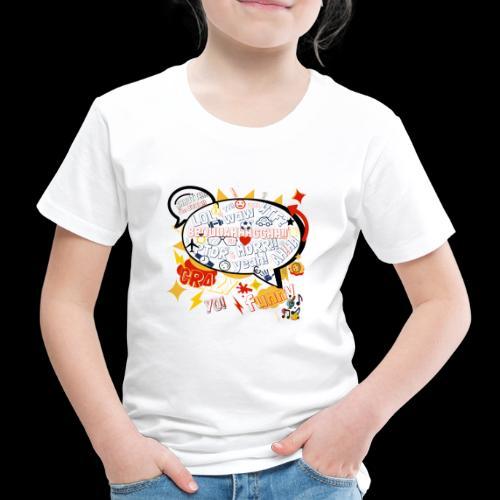 crazystreettalk - T-shirt Premium Enfant