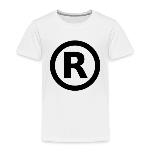 r all rights reserved - T-shirt Premium Enfant