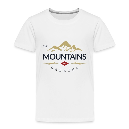 Outdoor mountain - T-shirt Premium Enfant