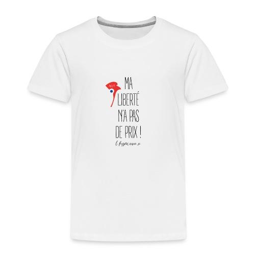 Liberté - T-shirt Premium Enfant