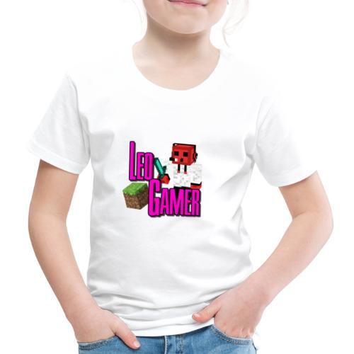 LeoGamer Minecraft - Kids' Premium T-Shirt