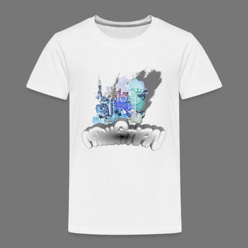 Manhattan Lpseb - T-shirt Premium Enfant