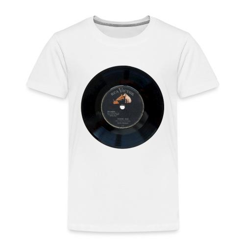 Schallplatte von 1956 - Elvis - Kinder Premium T-Shirt
