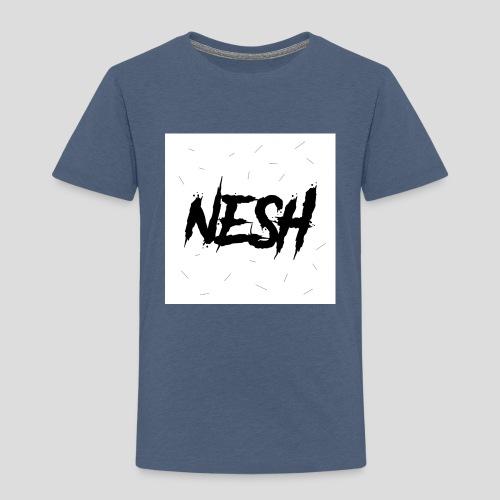 Nesh Logo - Kinder Premium T-Shirt