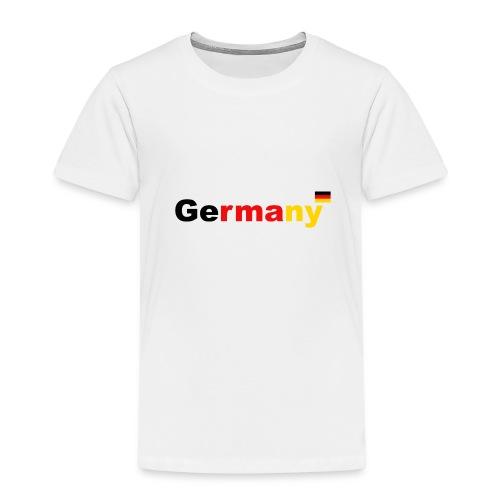 Germany Deutschland Германия - Kinder Premium T-Shirt