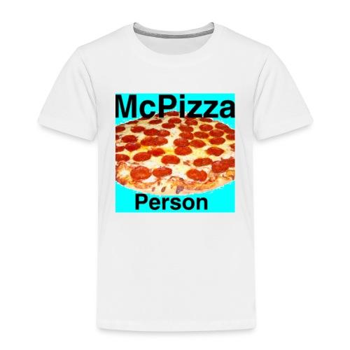 Old McPizzaPerson Logo - Kids' Premium T-Shirt