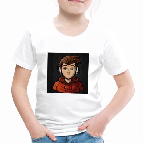 Youtube logo - Premium T-skjorte for barn