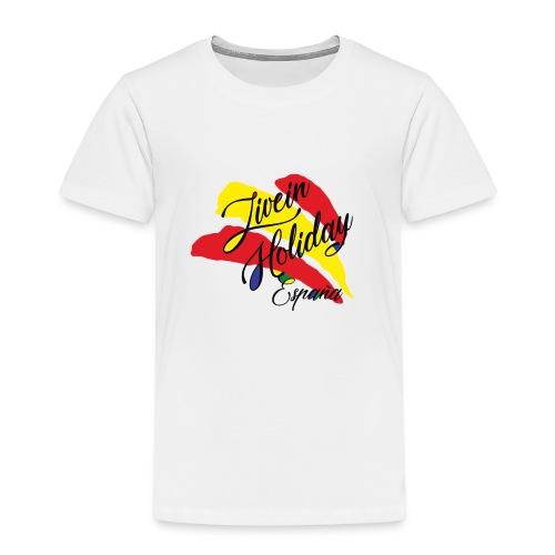 LiveinHoliday1!!! - Maglietta Premium per bambini