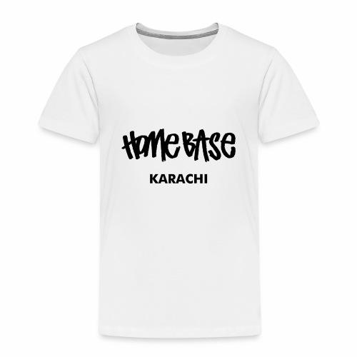 Home City Karachi - Kinder Premium T-Shirt