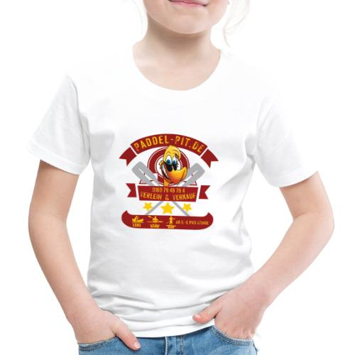 Paddel Pit - Kinder Premium T-Shirt