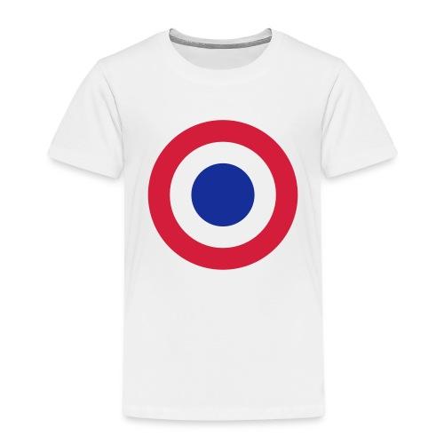 FFI Logo 2 manche - T-shirt Premium Enfant