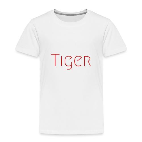 Tiger - T-shirt Premium Enfant