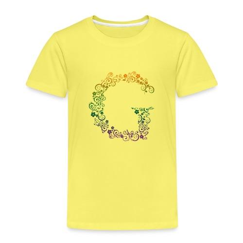 G wie Garten - Kinder Premium T-Shirt