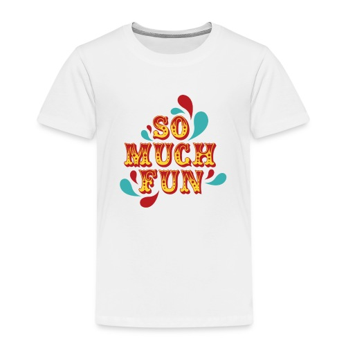FUN - T-shirt Premium Enfant