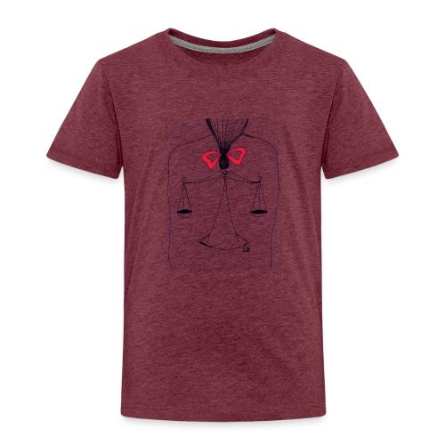 Libra Horoscope - Premium-T-shirt barn