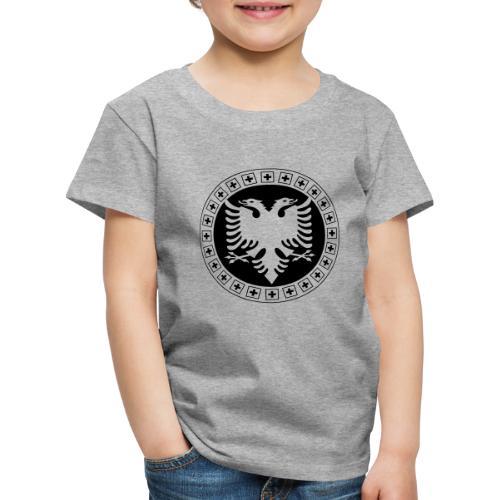 Albanien Schweiz Shirt - Kinder Premium T-Shirt
