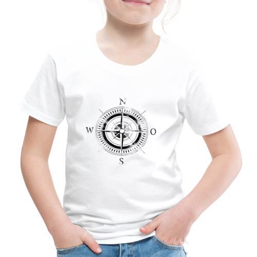 Kompass Maritim - Kinder Premium T-Shirt