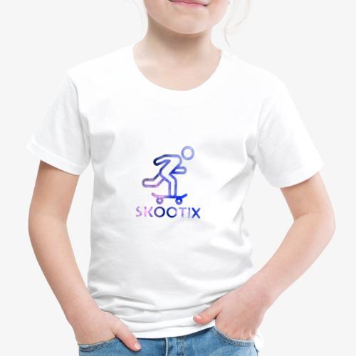 galaxy skootix - T-shirt Premium Enfant