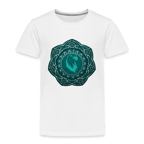 Tête d'aigle - T-shirt Premium Enfant