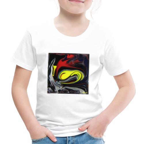 TIAN GREEN Mosaik DK039 - Beauty - Kinder Premium T-Shirt