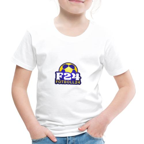 Fotboll24 - Premium-T-shirt barn