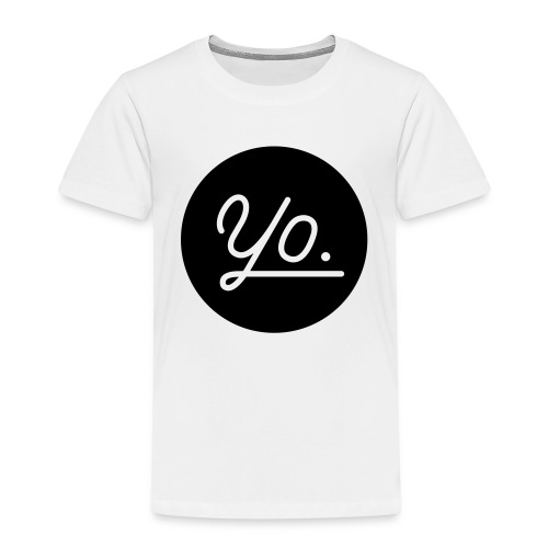 Yo. - Kinder Premium T-Shirt