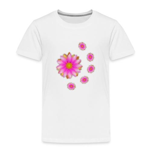 Flowers - Kinderen Premium T-shirt