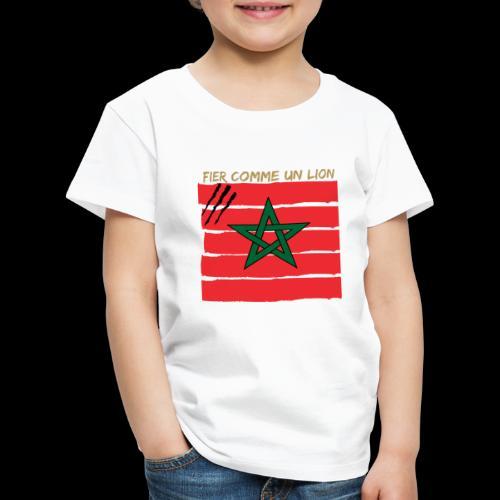 maroc - T-shirt Premium Enfant