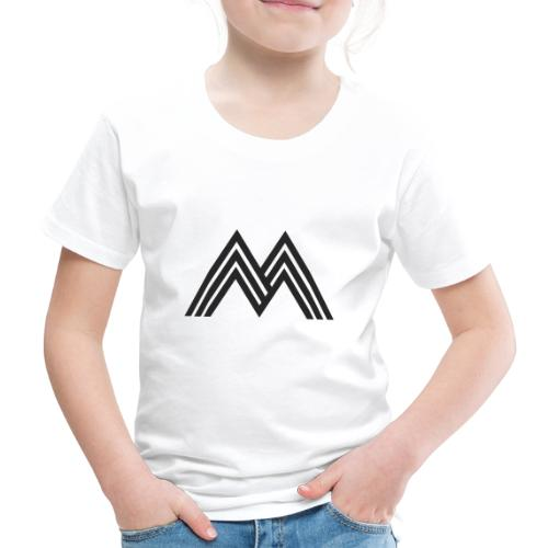 Merchandise With Deejay Michiel logo - Kinderen Premium T-shirt