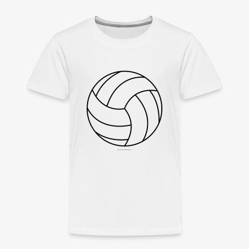 pallavolo - Maglietta Premium per bambini