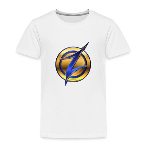 Zander logo - Kids' Premium T-Shirt