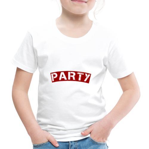 Party Edition - Kinder Premium T-Shirt