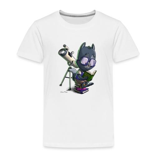 Li'l Wolfie: SiLee Films - Kids' Premium T-Shirt