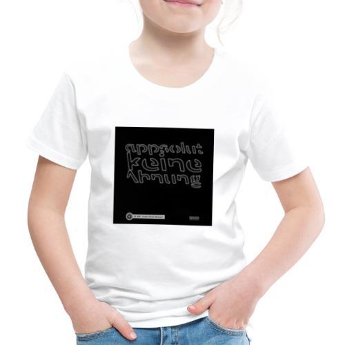 Design appsolut keine Ahnung 4x4 - Kinder Premium T-Shirt