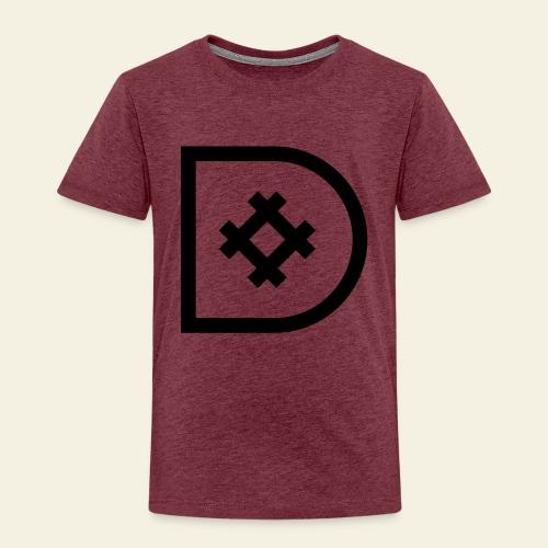 Icona de #ildazioètratto - Maglietta Premium per bambini