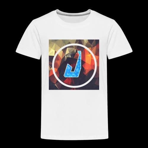 jakubplayss logo merch - Premium T-skjorte for barn