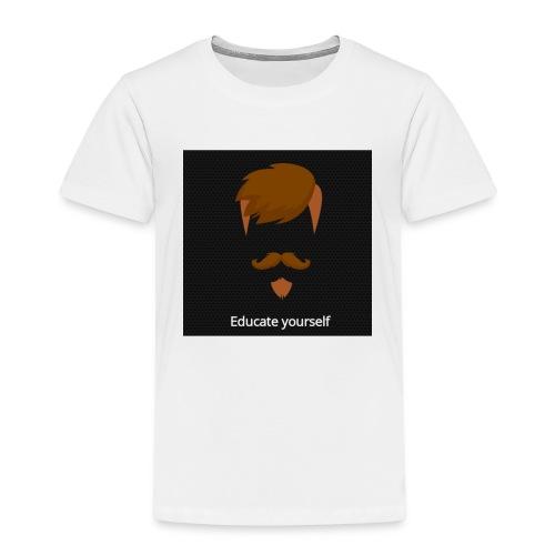 educate yourself - Kids' Premium T-Shirt