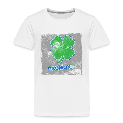 trébol de la buena suerte - Camiseta premium niño