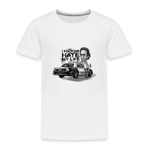 Police Hangover - Kinder Premium T-Shirt