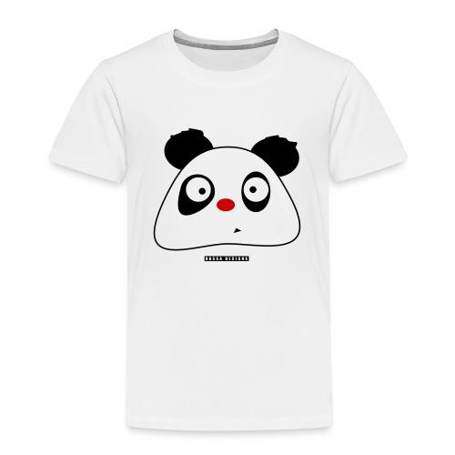 PandaPondo Bib by Hassa Designs - Premium T-skjorte for barn