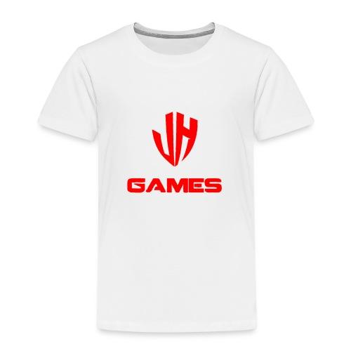 MOOI LOGO RODE VERSIE - Kinderen Premium T-shirt