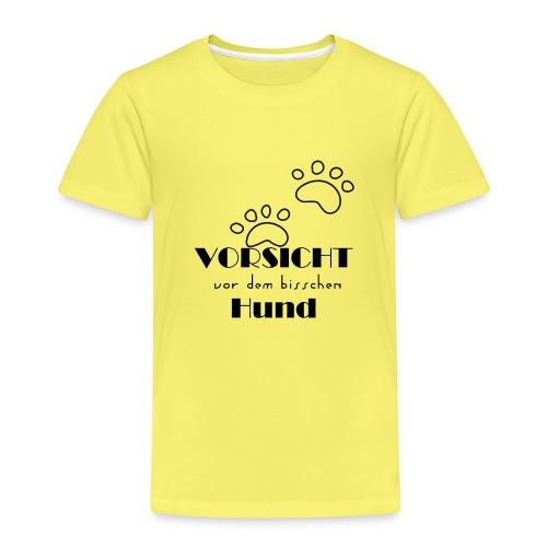 bisschen Hund - Kinder Premium T-Shirt